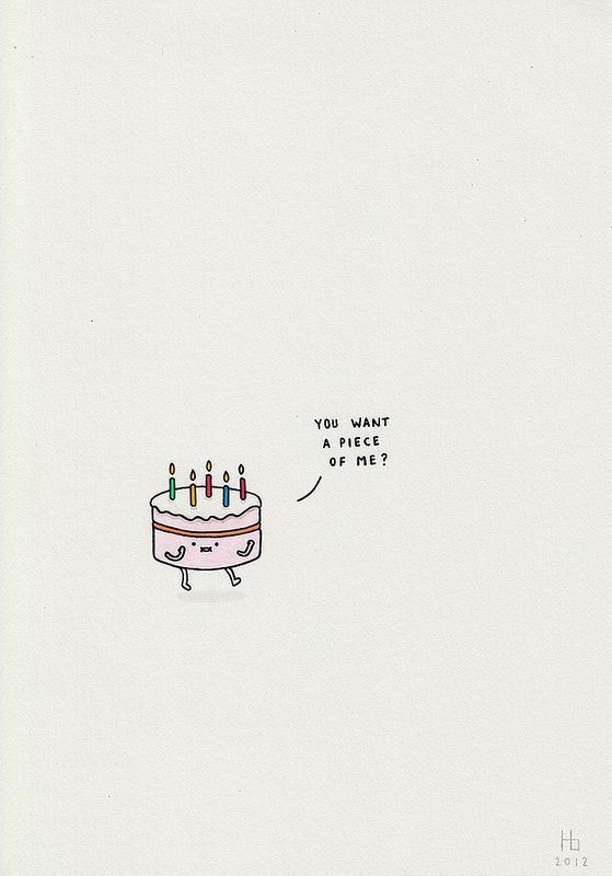 Cute & Funny Illustrations by Jaco Haasbroek