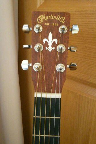 Fleur De Lys Guitar Headstock Inlay Sticker Decal In Mop Theme Fleur De Lys Guitar Inlay