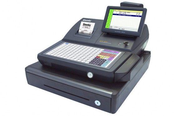 Pcmira Ecr Sam4s Sps 530 Touch Screen Cash Register Caja