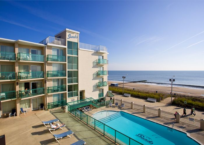 Best Hotels In Rehoboth Atlantic Sands Hotel Conference Center Location
