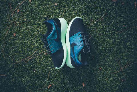1219c5a56788 Nike WMNS Roshe One WWC QS - Teal Vapor Green - Sneaker Politics ...