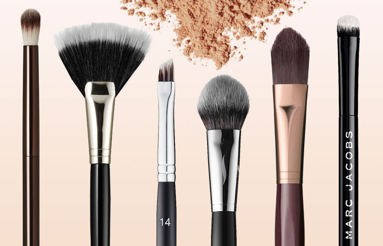 The Beginner's Guide to Makeup Brushes Essential makeup