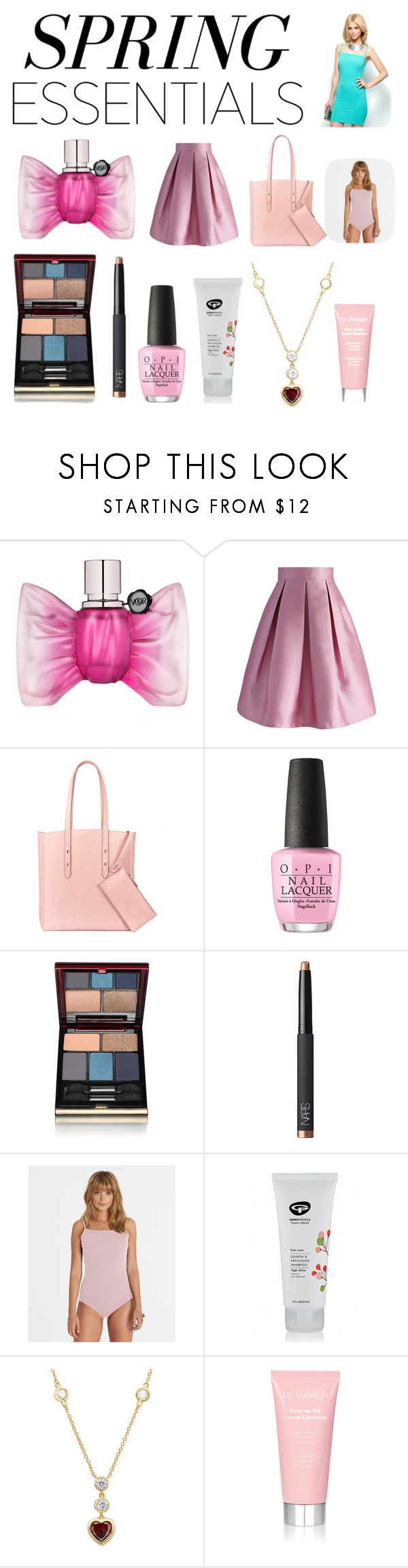 """""""Untitled #11"""" by kira-mcdonnell ❤ liked on Polyvore featuring beauty, Viktor & Rolf, Chicwish, Aspinal of London, OPI, Kevyn Aucoin, NARS Cosmetics, Billabong, Sterling Essentials and Dr. Sebagh"""