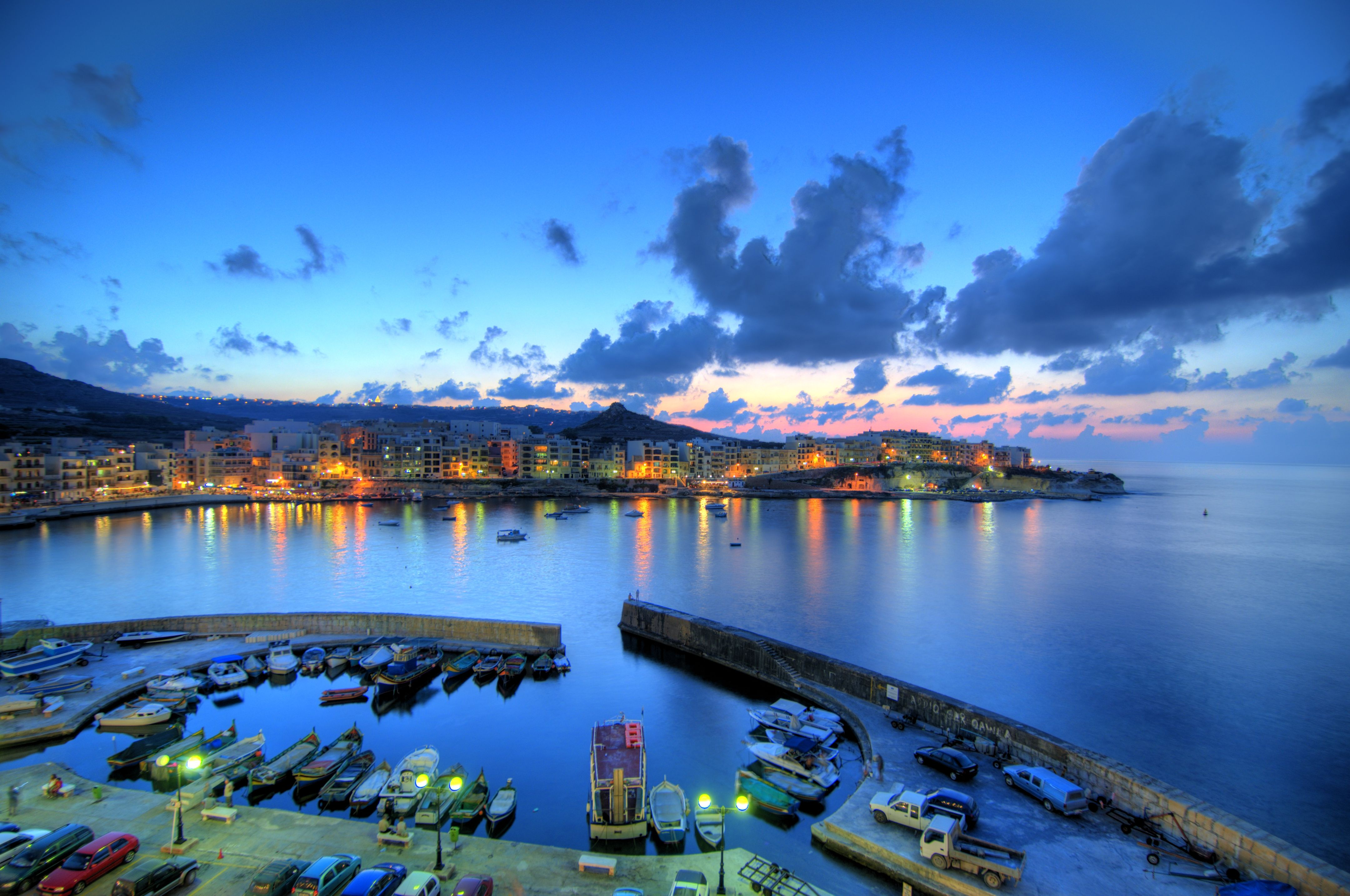 Malta http://www.youlanguage.it/wordpress/sliema/