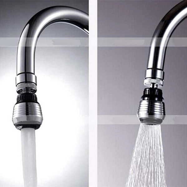 Low Flow Faucet Aerator Multifunction Shower Head Water Saver