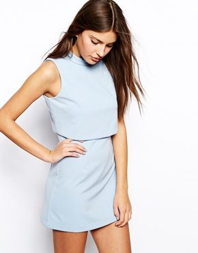 Cropped Dresses