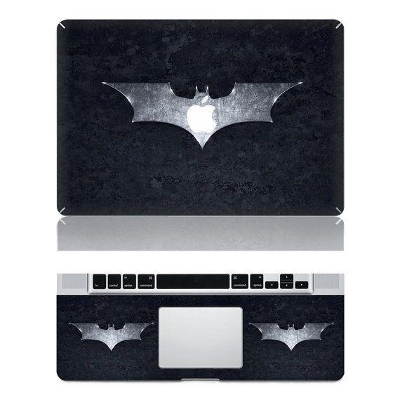 the best attitude 42247 e2c9a Batman -- Macbook Protective Decals Stickers Mac Cover Skins Vinyl ...