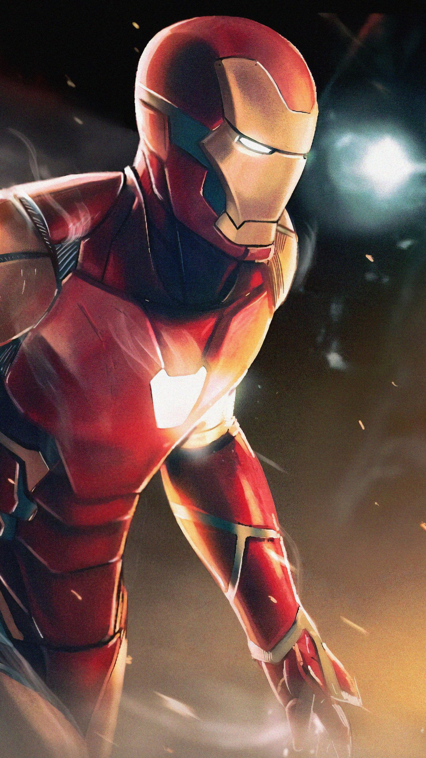 Iron Man 4k Sketch Art Hd Wallpaper In 2020 Iron Man Iron Man