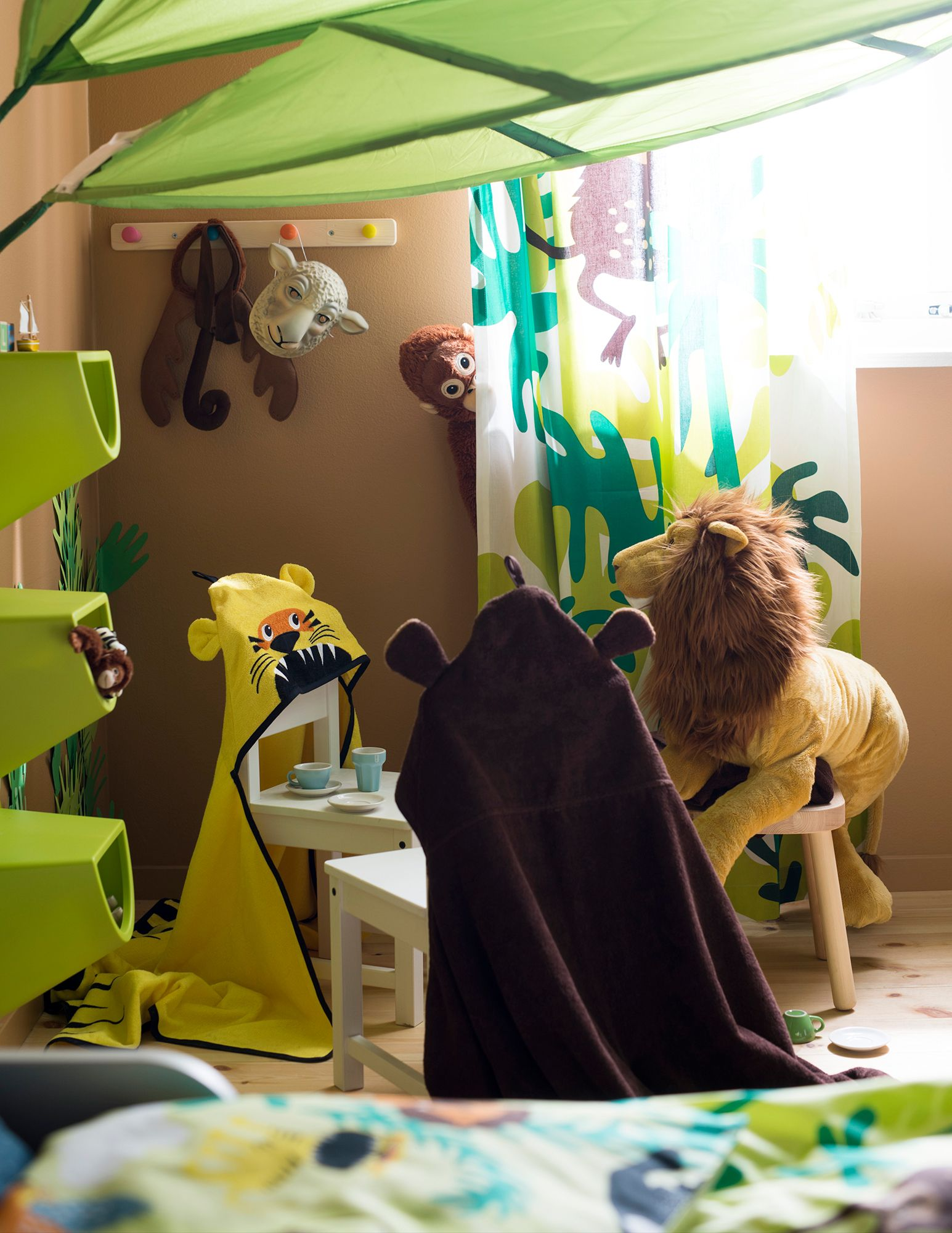 Djungelskog Lions And Tigers And Bears Ikea Australia Toys