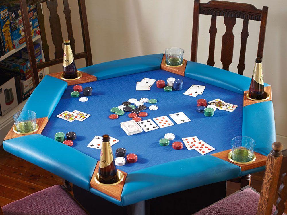build a poker table in 2019 handyman poker table diy poker rh pinterest com