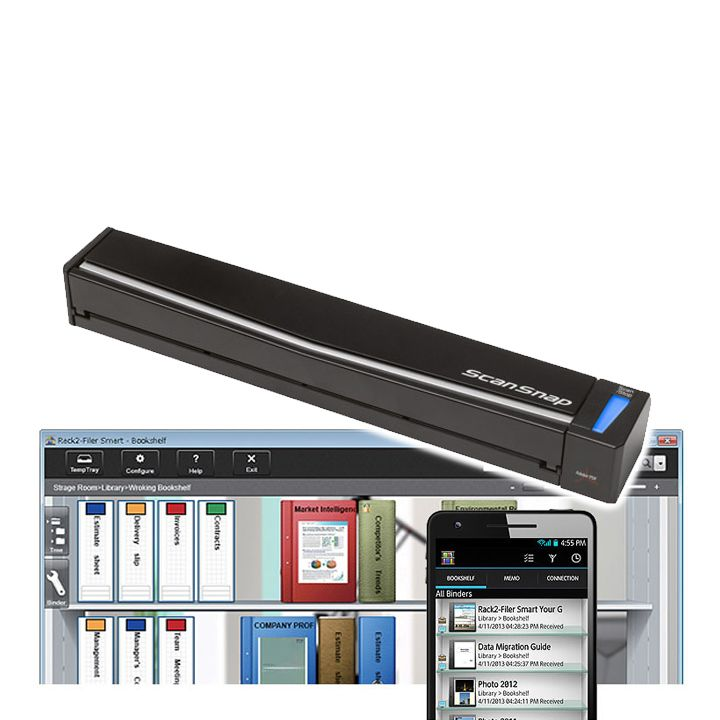 Instant PDF Document Scanner Takes Document Scanning Just