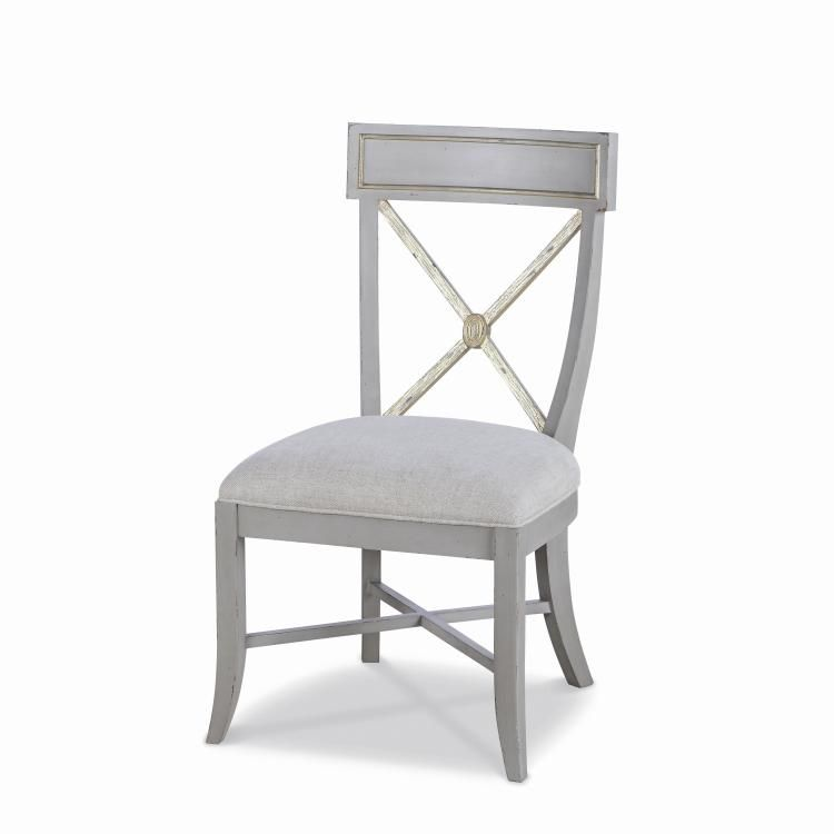Dfs Woodland Accent Chair: MN5380S - Madeline Side Chair