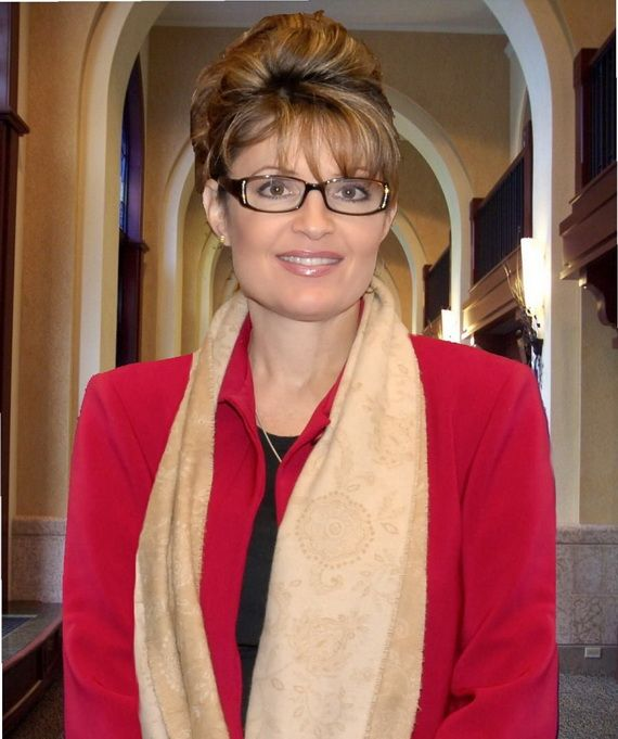 68bdeeaa42 Sarah Palin Hairstyles (Another one of Sarah s styles