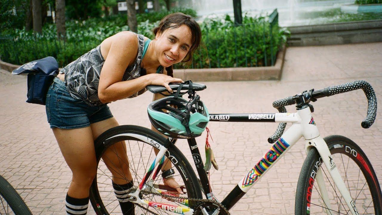 Mexico City Loop W Ana Puga Mexico Cycling Fixedgear