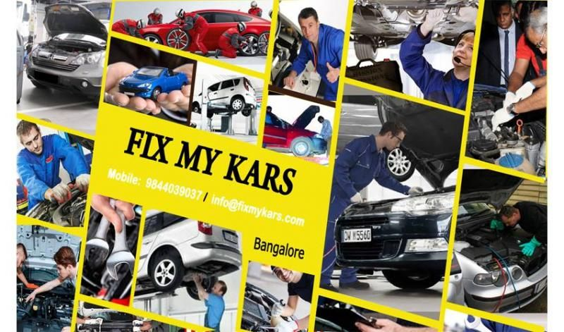 Pin by AdClassified.in on services Car repair service