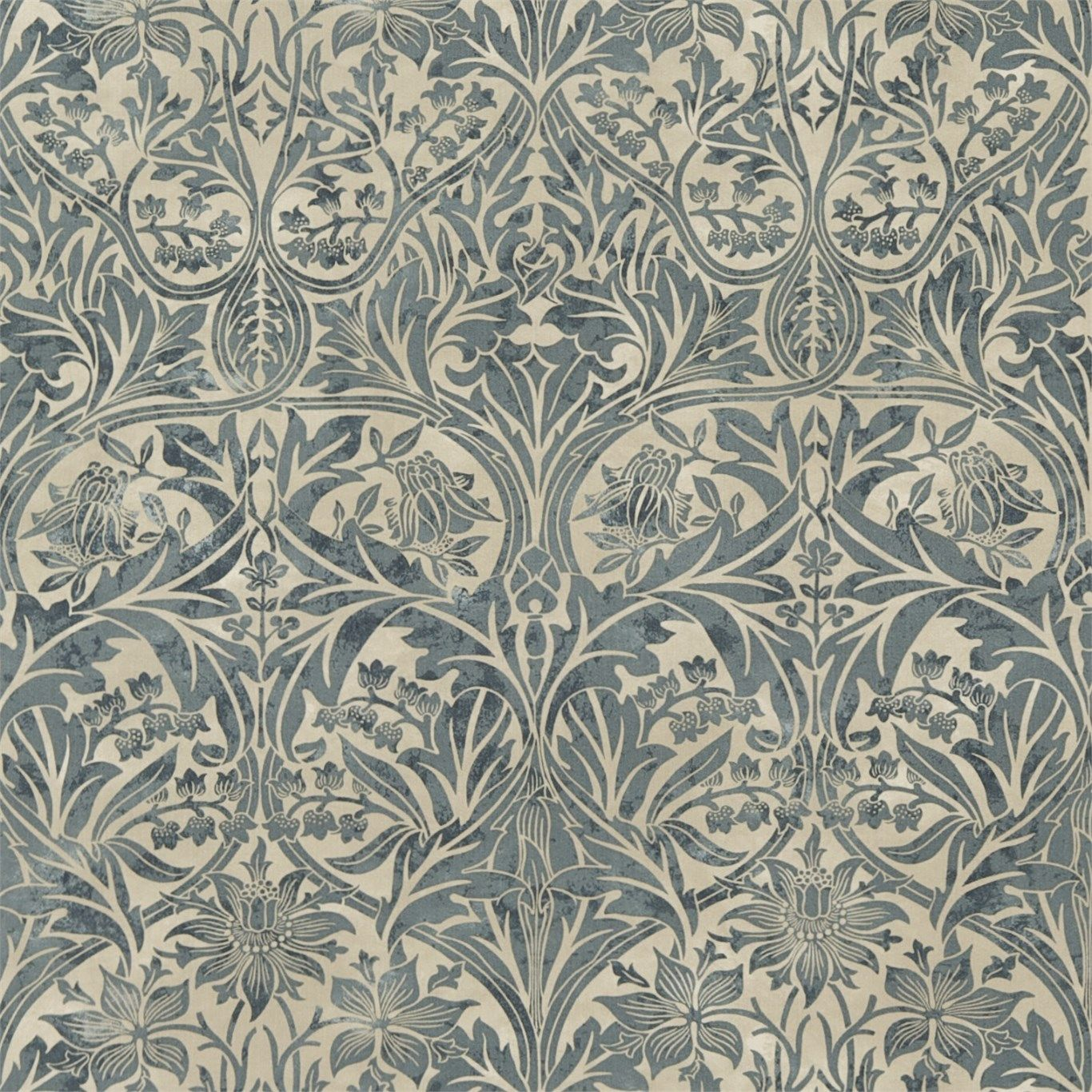 The original morris co arts and crafts fabrics and for Wallpaper home fabrics