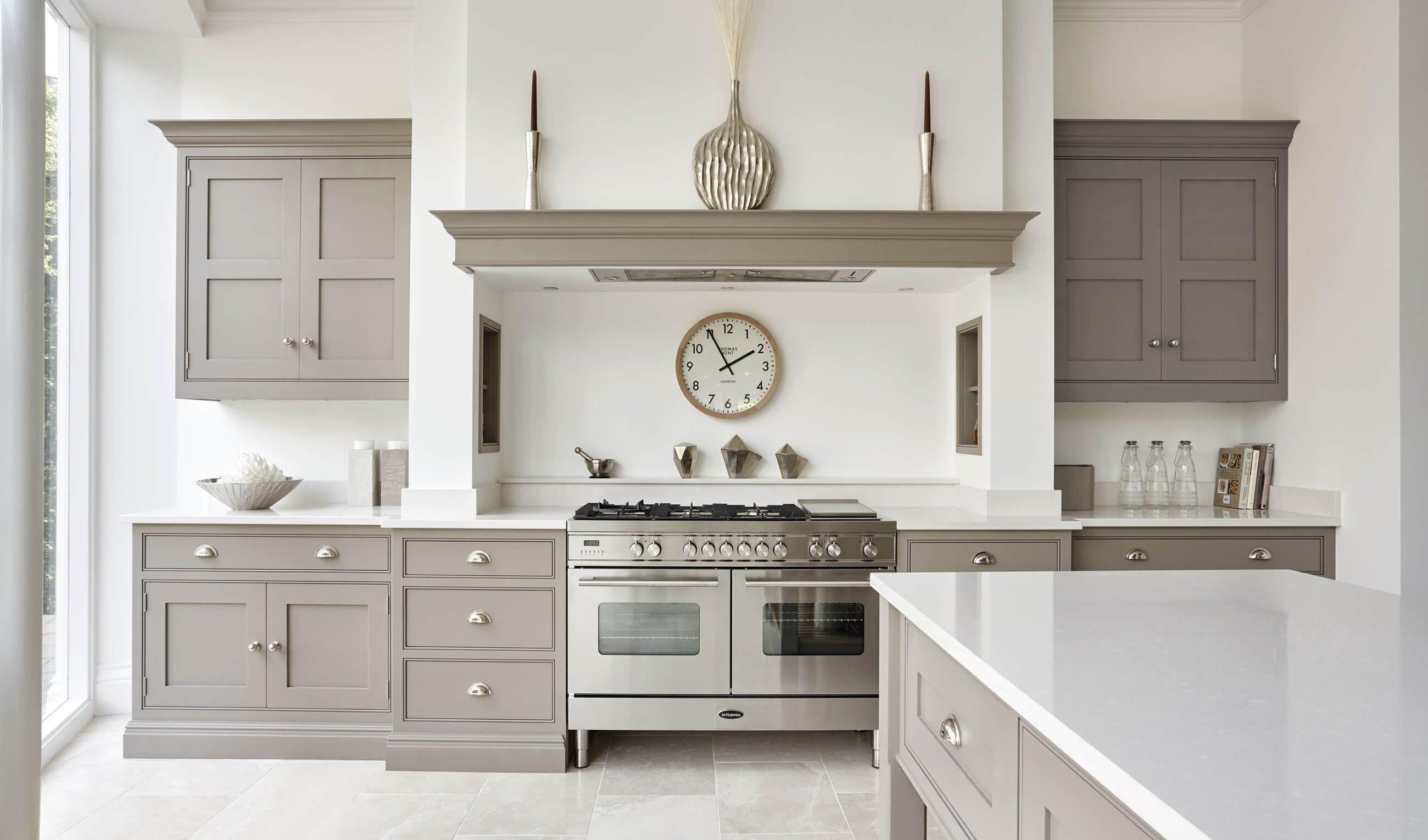 Grey and White Kitchen | Pinterest | Mond und Küche