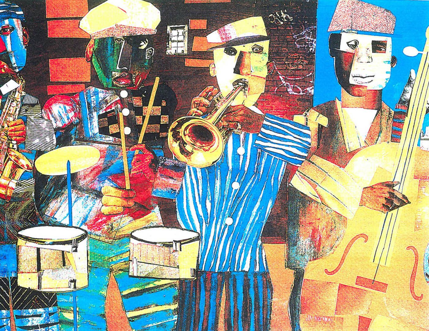 ARTbreak The Art of Romare Bearden Romare bearden, Art