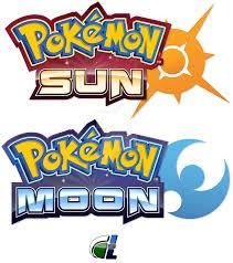 Pokemon Sun And Moon Logo Recreations By Shadowlifeman On Deviantart Pokemon Sun Moon Logo Pokemon