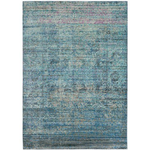 Lulu Blue Purple Area Rug Safavieh Rug Size Rectangle 121 X 182cm