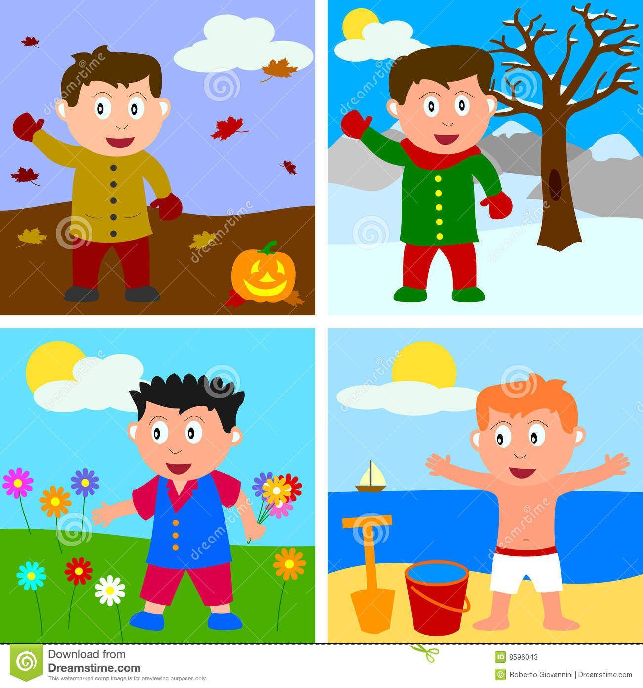 Four Seasons Boys