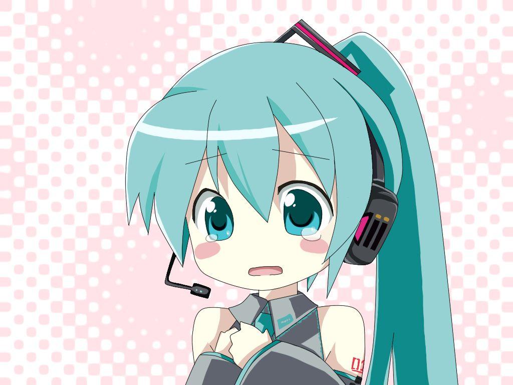 Vocaloid Chibi Miku Vocaloid Hatsune Miku ...