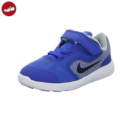 Nike Pico 4 (TDV), Zapatillas, Unisex bebé, Azul (Bluecap/Metallic Silver-White-Photo Blue), 22 EU