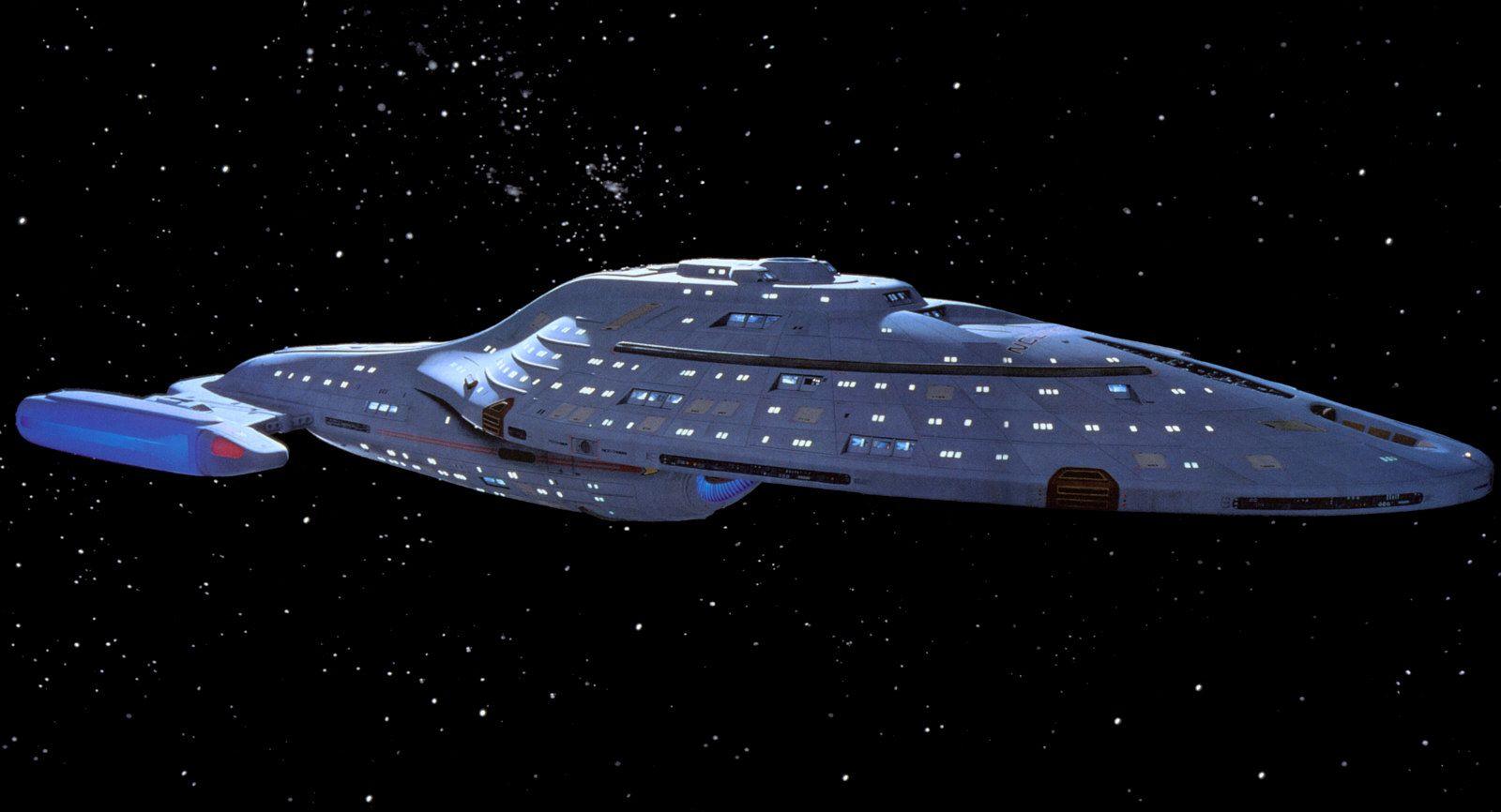 Star trek voyager spacecraft - Star Trek Voyager Voyager