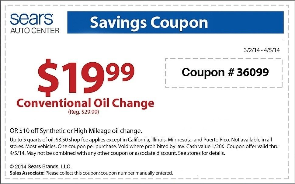 Valvoline Instant Oil Change Coupons 2018 Printable Printable