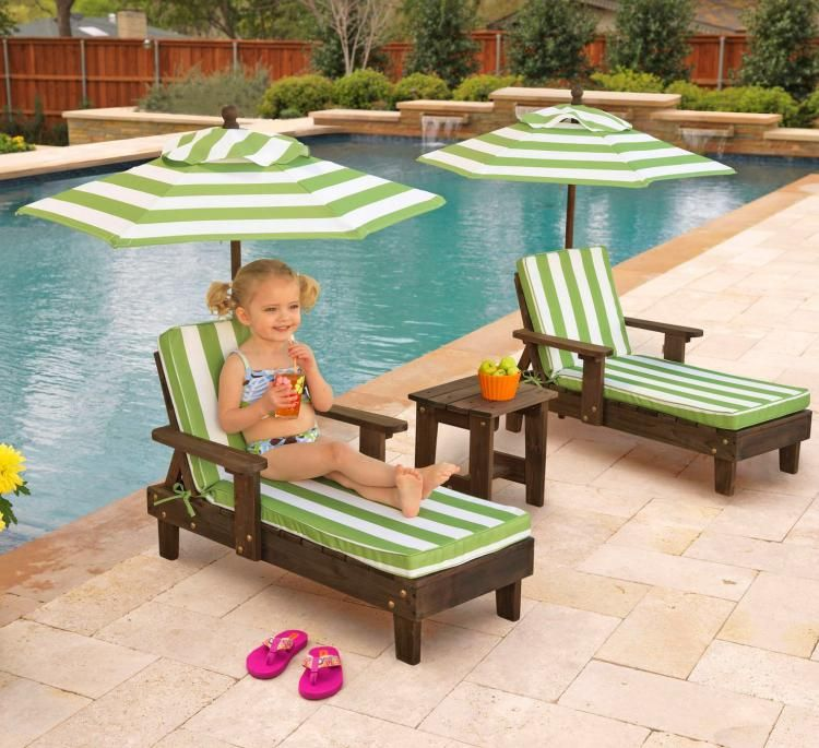 Kids Patio Furniture.Mini Kids Outdoor Patio Furniture Tiny Kids Pool Furniture Kids