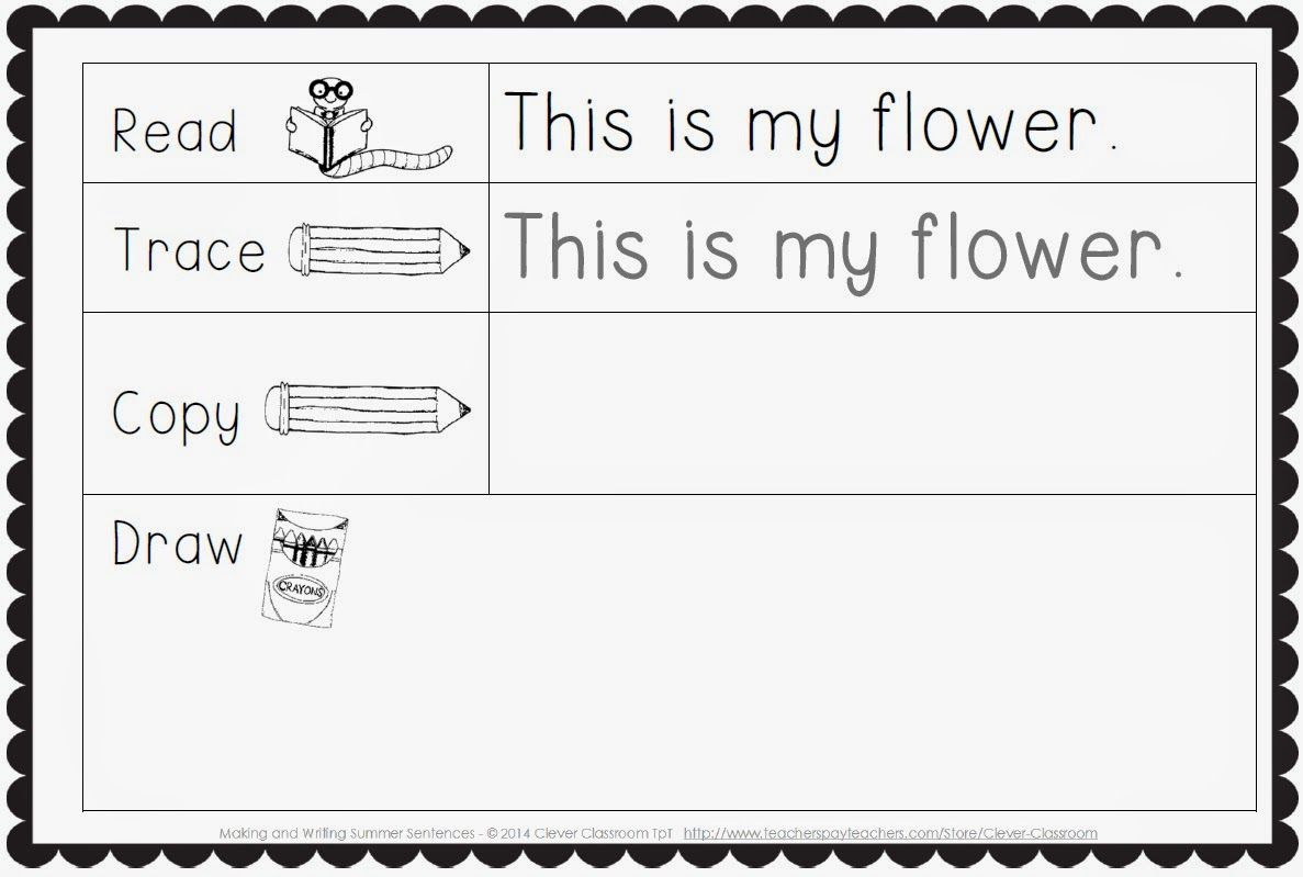 Making And Writing Summer Sentences For Kindergarten Vocab Sentence Work Writing Sentences Worksheets Kindergarten Writing Writing Worksheets Kindergarten [ 799 x 1187 Pixel ]
