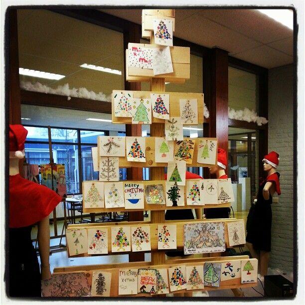 Kunstplein kerst activiteiten