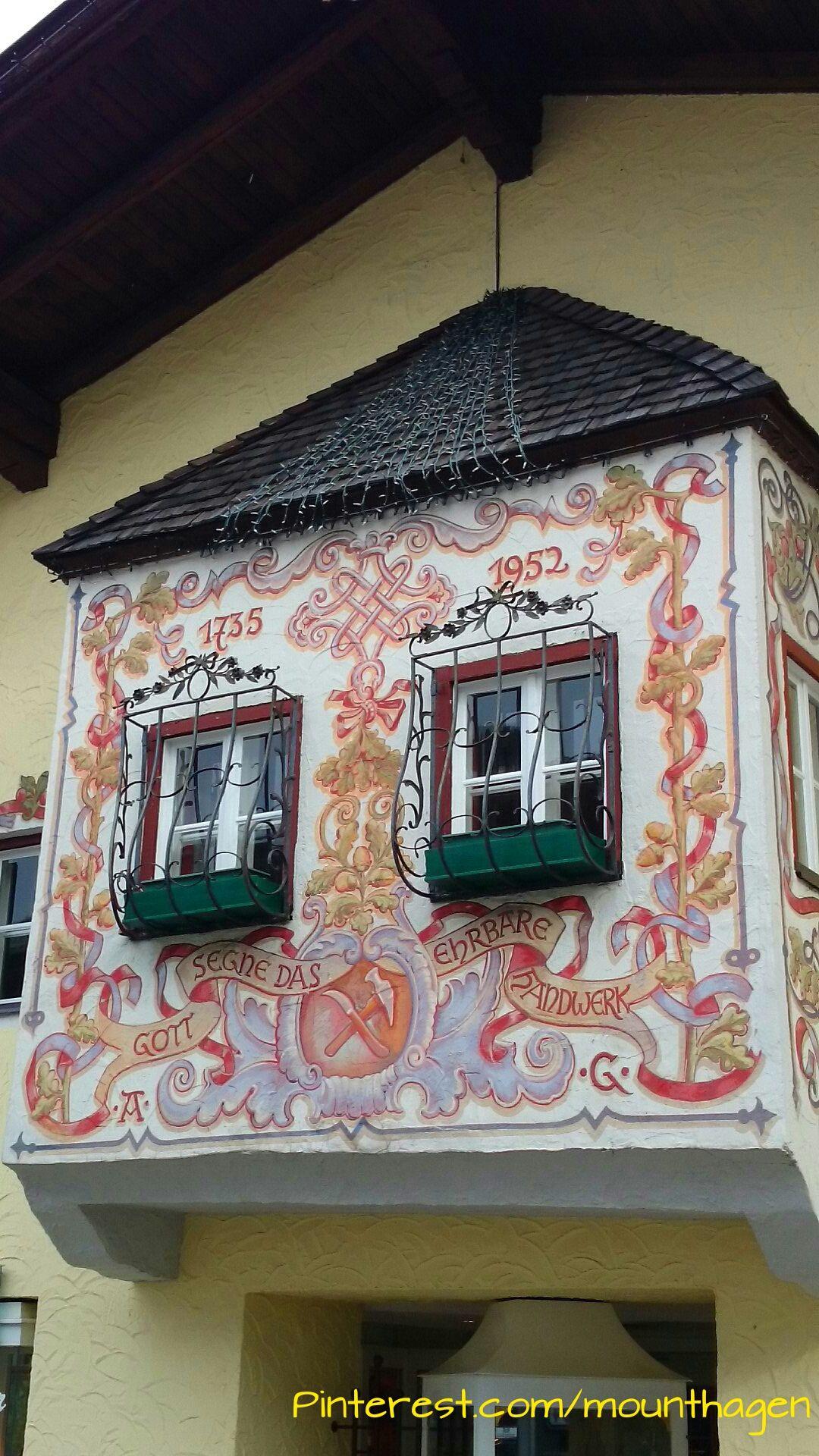Sorprendentes pintura de fachadas y ventanas en San Juan de Austria Tirol