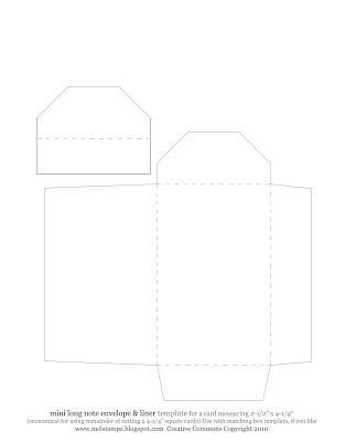 Ultra Quick Tricks For Lining Any Envelope Standard A Envelope