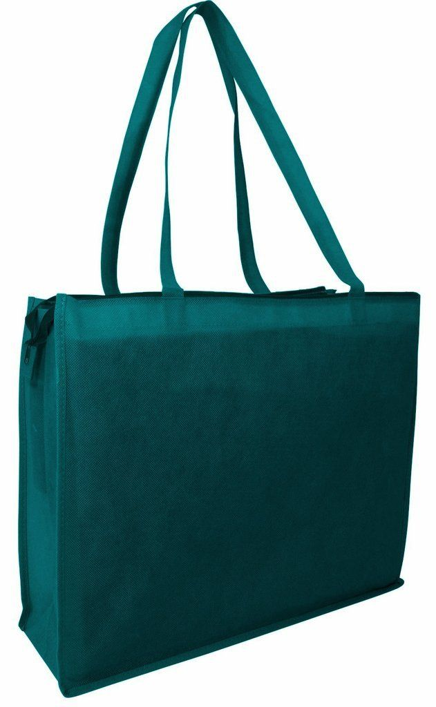 These Large size promotional tote bags are made out of 80gm Non-Woven  Polypropylene. cf2b83a7170f2