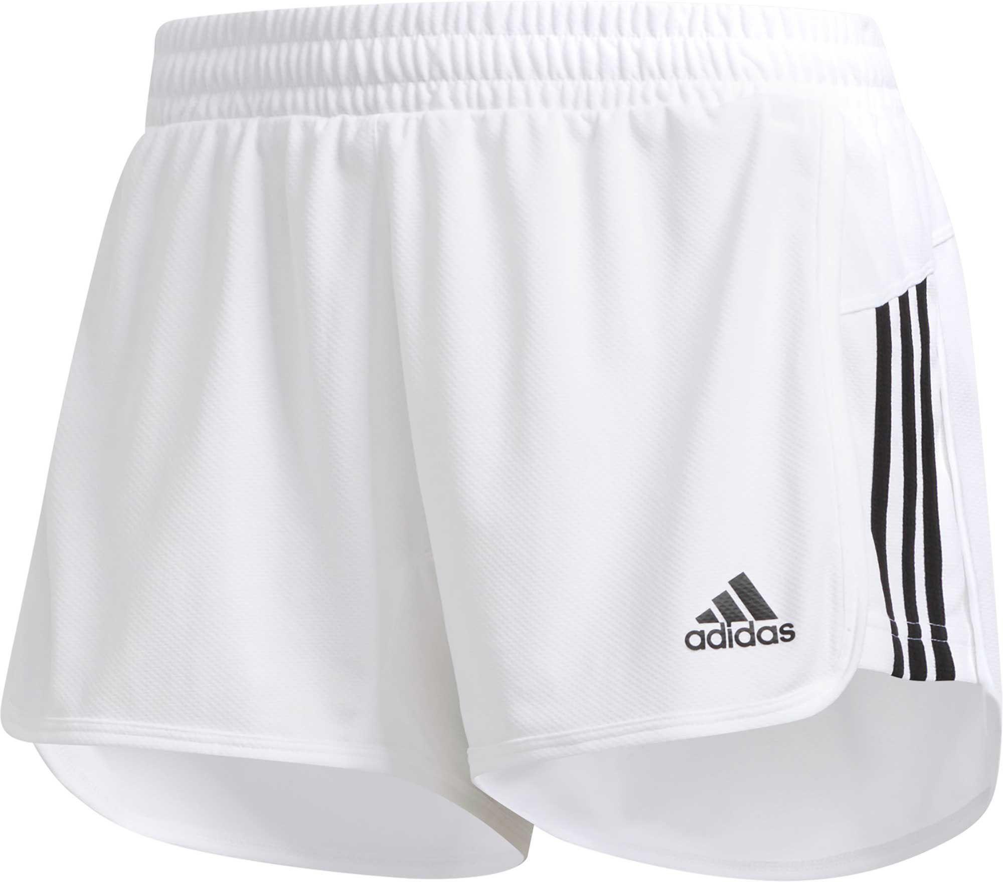 adidas Women's Ultimate Knit Shorts, White   Adidas damen
