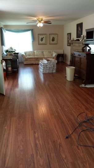 Pergo Outlast and Paradise Jatoba 10 mm Thick x 514 in