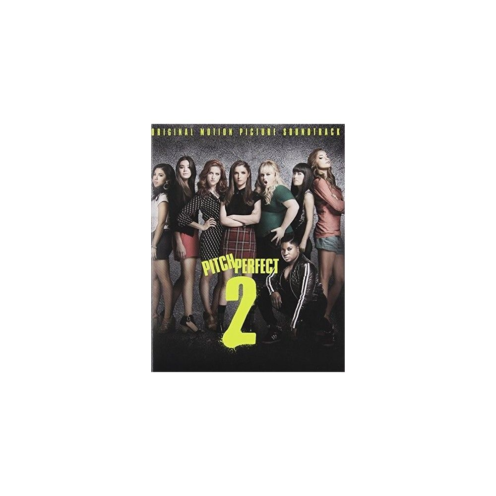 Pitch Perfect 2 (Fanzine) O.S.T. (Can)