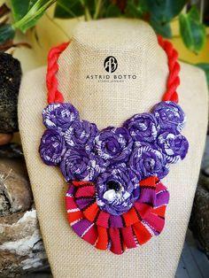 Collares tipicos de guatemala
