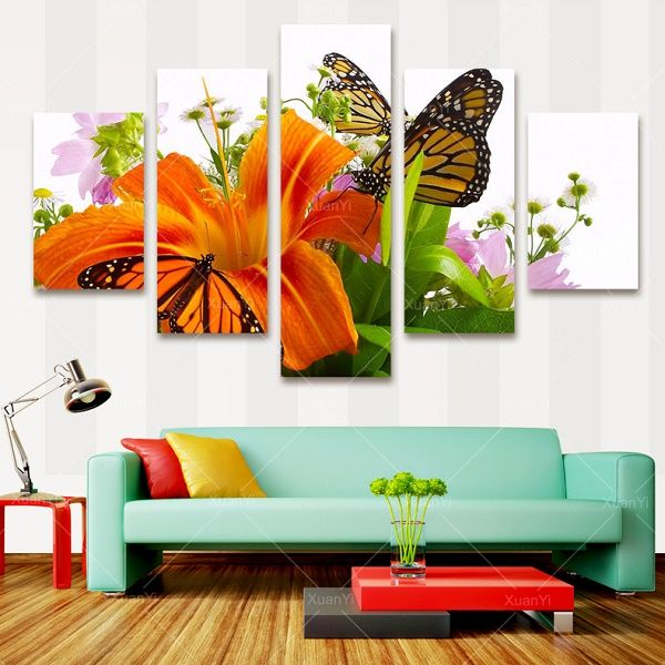 cuadros modernos para living y comedor | Casas De Ensueño | Pinterest