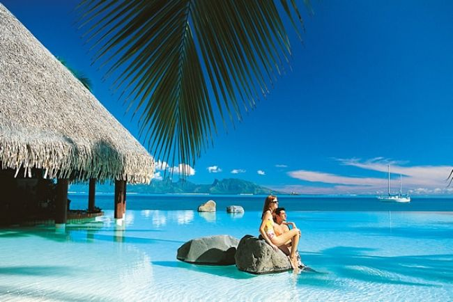 Is This The Perfect Winter Escape Intercontinental Resort In Tahiti French Polynesia