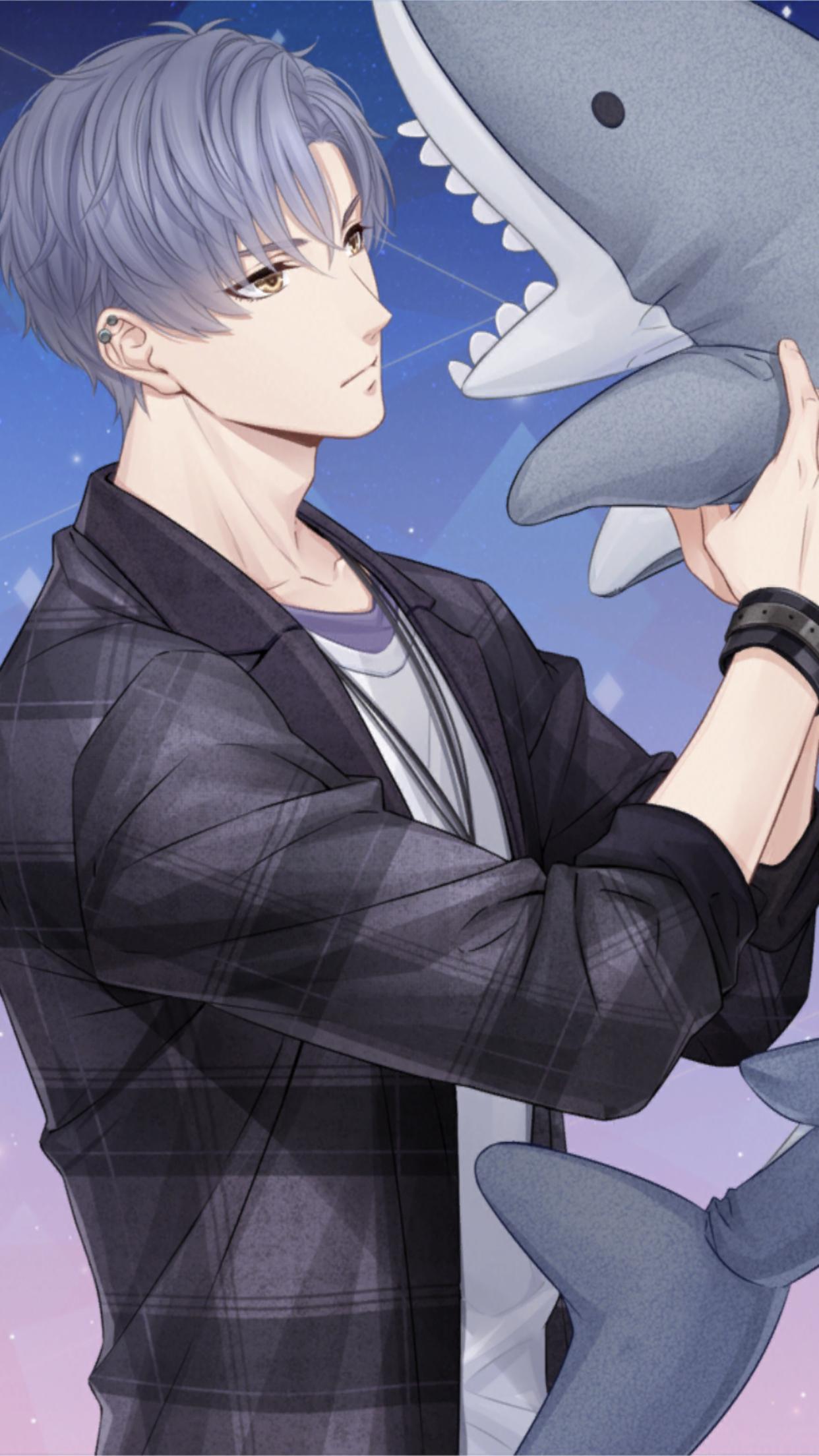 20凌肖生日R卡 in 2020 Romantic anime, Cool anime guys, Anime guys