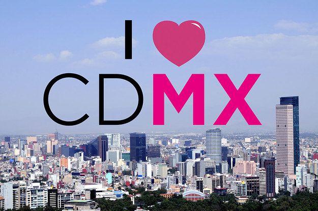 Las 127 cosas que todo mundo debe hacer en la Ciudad de México