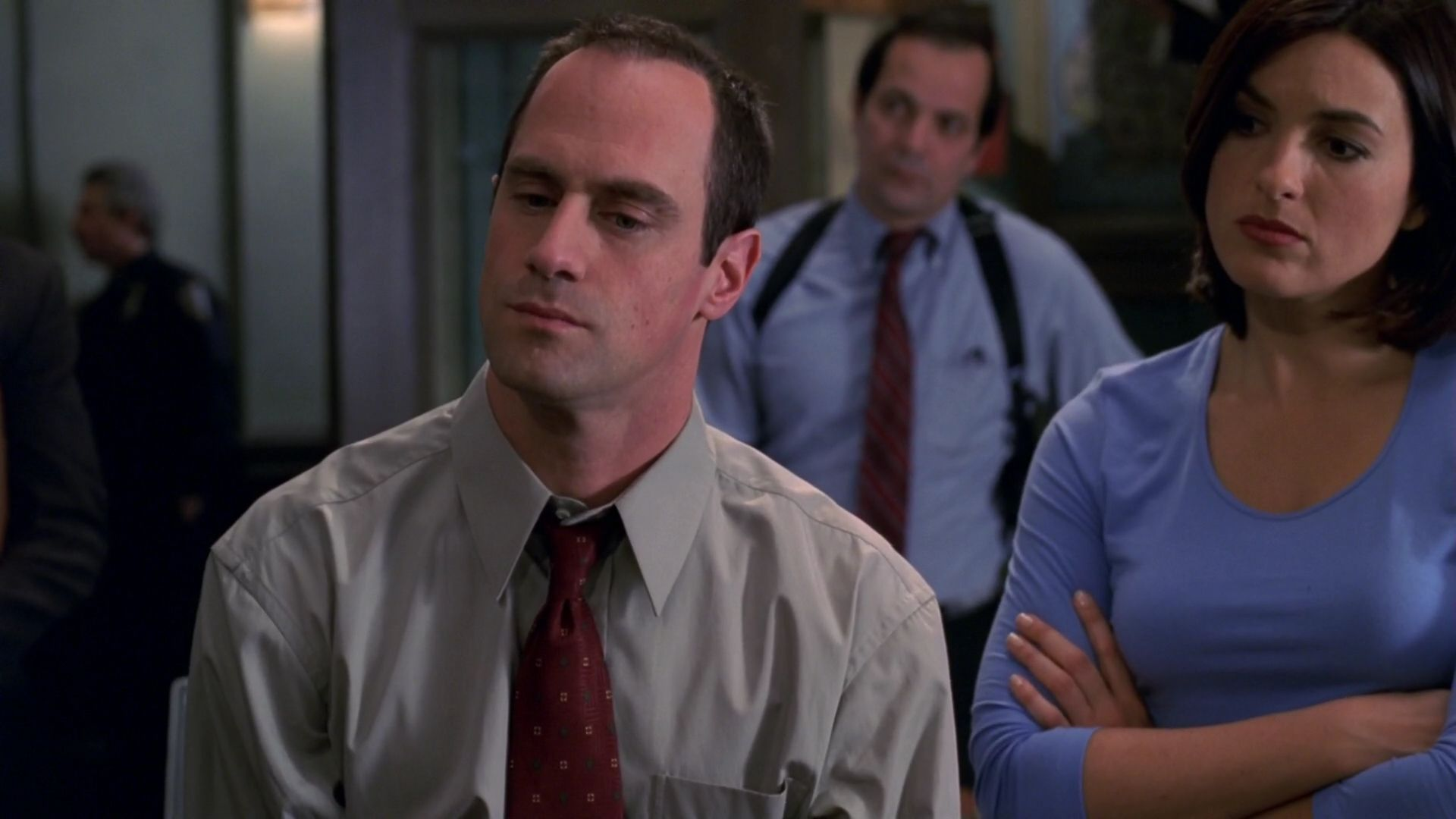 Elliot Stabler Olivia Benson Special Victims Unit Law And Order Svu American Actors