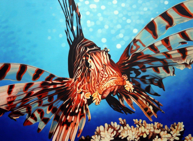 tudo roch natureza incrível 14 já ouviu falar do peixe leão