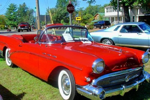 Cherry Red Vintage Car With Images Classic Car Show