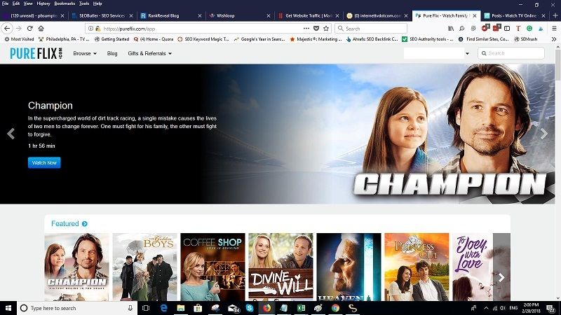 free trial streaming tv by Products Must Go