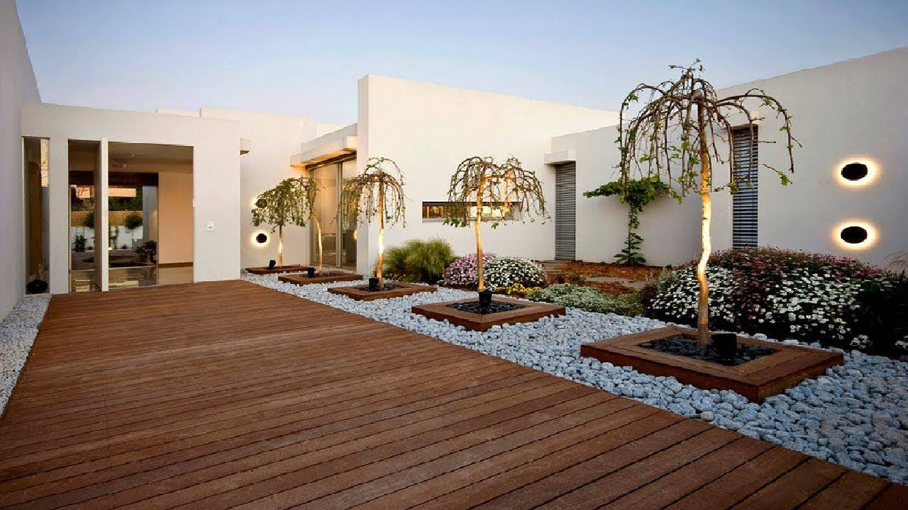 House Backyard Ideas 100 modern house backyard design ideas - beautiful landscape