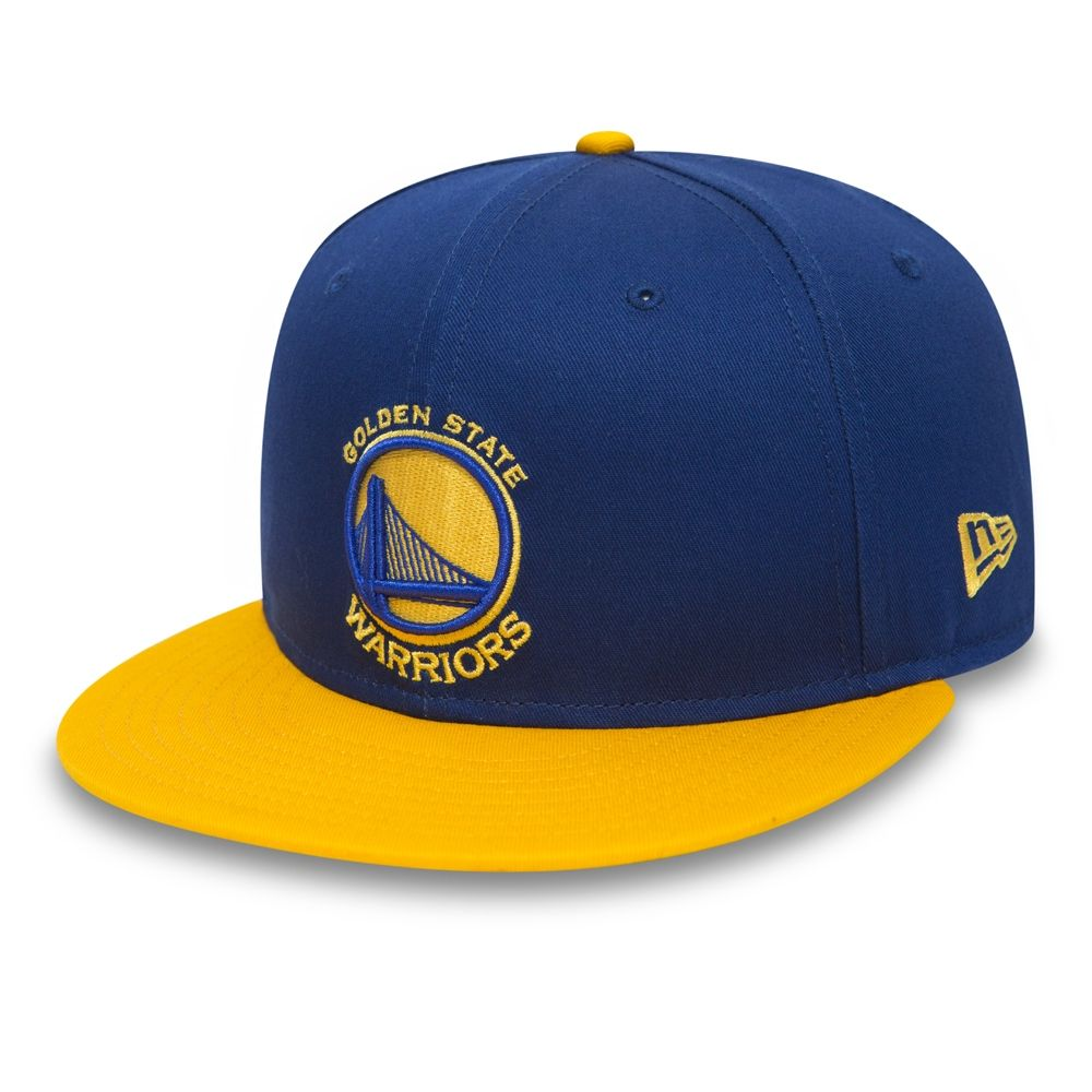 1cbb3f3c15ffa Gorra New Era Golden State Warriors 9Fifty