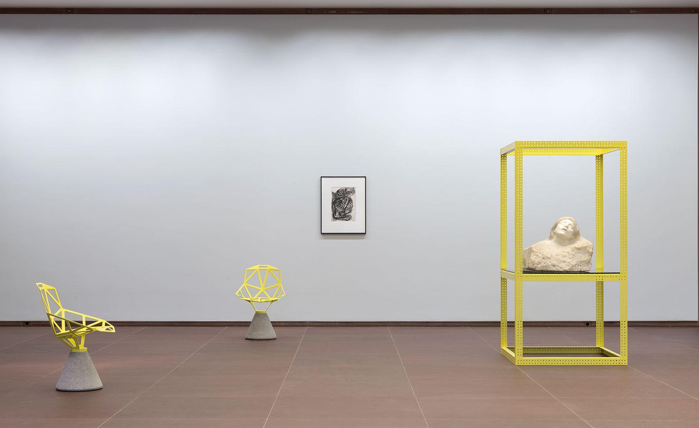 Mode of display: Konstantin Grcic\'s \'Abbildungen\' at Kunsthalle ...